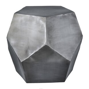 Fashion N You by Horizon Interseas Diamond Decor Stool