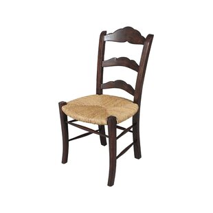 Manor Born Furnishings Ashcroft Solid Wood Dining Chair (Set of 2)