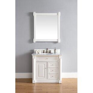Kettner 36 Single Cottage White Bathroom Vanity Set by Alcott Hill