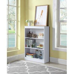 Hillside Standard Bookcase by August Grove