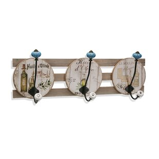 Quinn Wall Mounted Coat Rack By Brambly Cottage