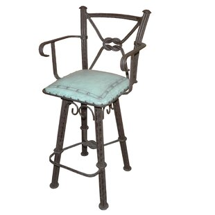 Lower Vobster 30 Swivel Bar Stool (Set of 2)