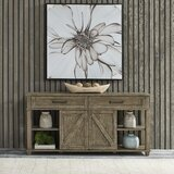 Locust Grove 60 Console Table by Gracie Oaks