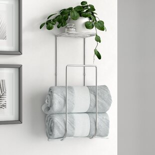 Wall Mounted Hand Towel Rack Wayfair