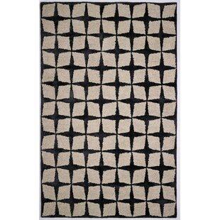 Great choice Bucher Magnolia Hand-Woven Tan Area Rug ByBrayden Studio