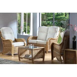 Wendy 5 Piece Conservatory Sofa Set By Beachcrest Home