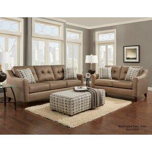 Chelsea Home Norton Configurable Living Room Set