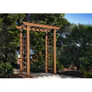 Darby Home Co Leslie Vinyl Arbor