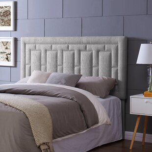 Kelsch Upholstered Panel Headboard by Mercer41