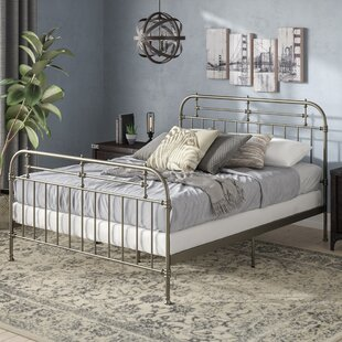 Willow Queen Panel Bed