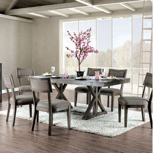 Arcadia Extendable 7 Piece Dining Set by Enitial Lab