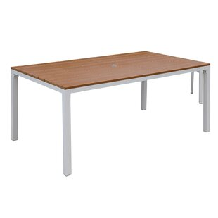 Salter Outdoor Aluminum Dining Table