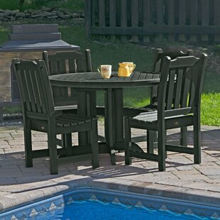 Three Posts Amelia 5 Piece Dining Set