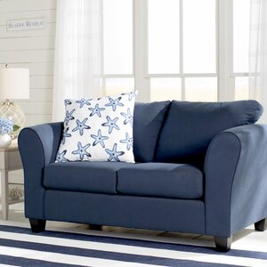 Fredericktown Loveseat by Three Posts