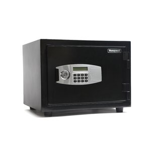 Steel Security Safe with E..