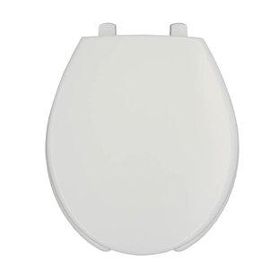 Bemis Hospitality Plastic Round Toilet Seat