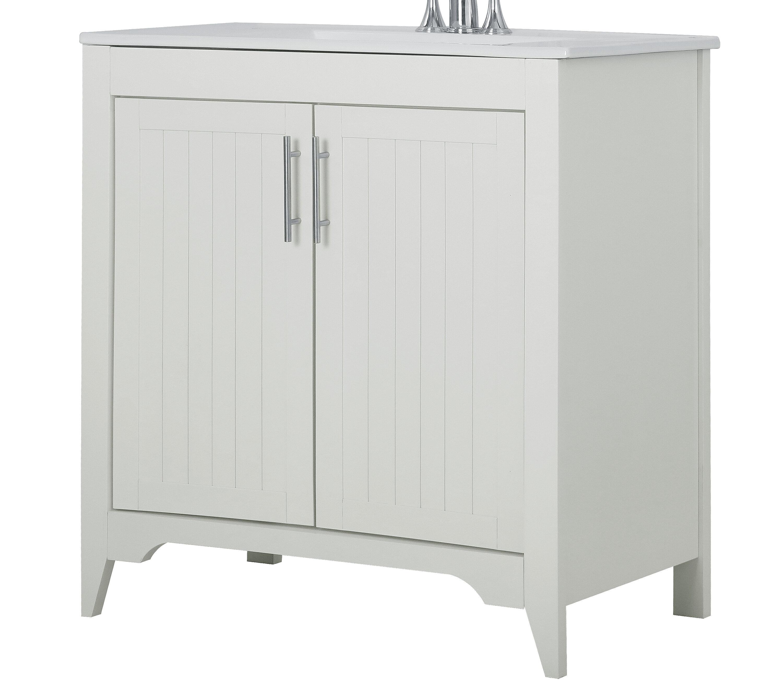 Decqo 31 Single Bathroom Vanity Base Only Wayfair