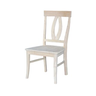 Altman Solid Wood Dining Chair (Set of 2) by Darby Home Co SKU:EA592390 Check Price