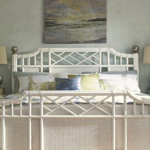 Ivory Key Open-Frame Headboard