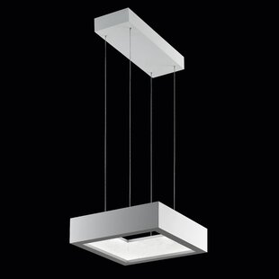 Swarovski ReveaLED Open 18-Light LED Kitchen Island Pendant