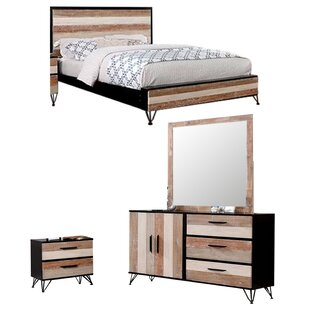 Vanessa Panel Configurable Bedroom Set
