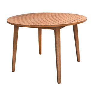 Harpers Wooden Dining Table By Sol 72 Outdoor