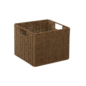 Exceptional Parchment Cord Crate