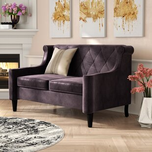 Buchanan Wingback Loveseat