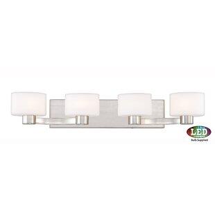 Ebern Designs Myrtlewood 4-Light Vanity Light