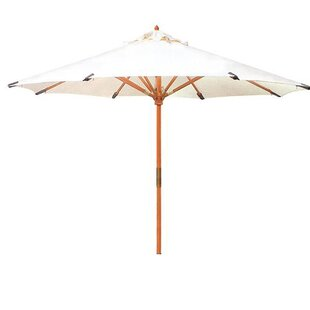 10' Market Umbrella by HiTeak Furniture Bargain