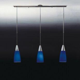 ZANEEN design Conus 3-Light Kitchen Islan..