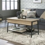 Bronson 4 Legs Coffee Table with Storage