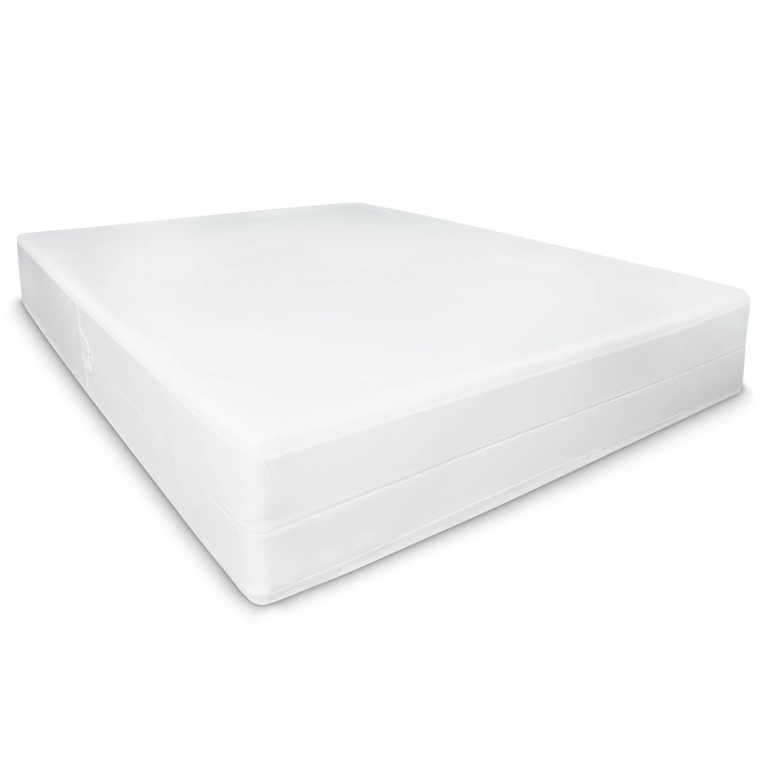Arsuite Premium Hypoallergenic And Waterproof Zippered Mattress Protector Wayfair
