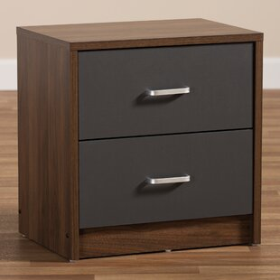 Ideal 2 Drawer Nightstand