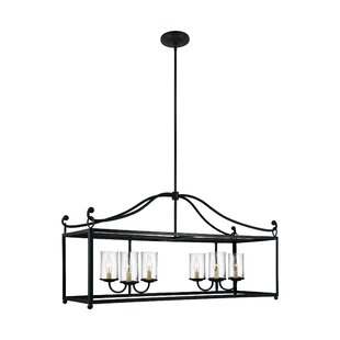 Briscoe 6-Light Kitchen Island Pendant ByDarby Home Co