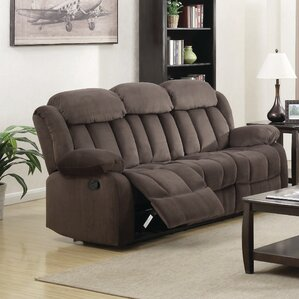 Gibsonia Reclining Sofa by Darby Home Co