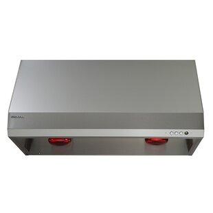 30 800 CFM Ducted Under Cabinet Range Hood by Windster