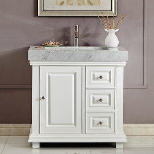 Reviews Janne Contemporary 36 Single Bathroom Vanity Set ByDarby Home Co