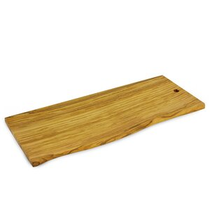Olive Wood Live Edge Cutting Board