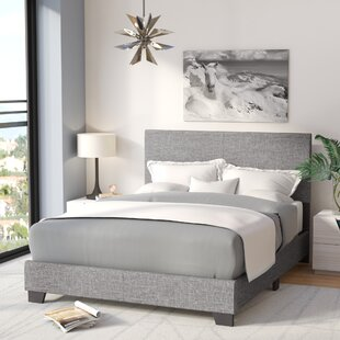Darian Queen Panel Bed by Wade Logan