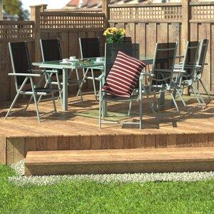 8-Sitzer Gartengarnitur Lola von Caracella