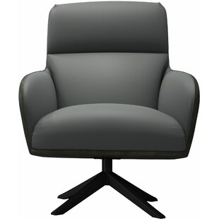 Modloft Christie Swivel Lounge Chair