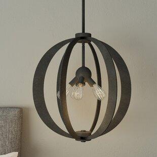Brayden Studio Knott 5-Light Pendant