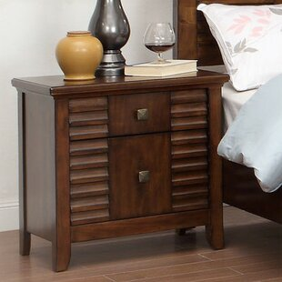 Inexpensive Tora 2 Drawer Nightstand by Hokku Designs