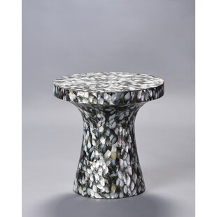 Bednarz End Table by Bungalow Rose