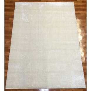 Check Prices Gloria White Area Rug By Bekmez International Inc.