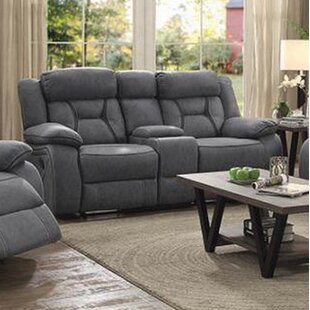 Estevao Motion Reclining Loveseat by Latitude Run