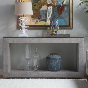 Artistica Home Signature Designs Console Table