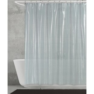Rodas Vinyl Shower Curtain