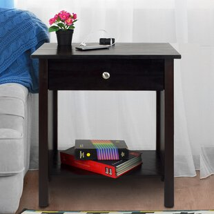Power Outlet Nightstand